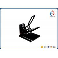 Quality High Pressure 38 x 38 cm Manual Heat Press Machine For Clothes Stamping for sale