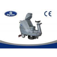 Double Brush 1160MM Hard Floor Cleaning Machines For Medical Industry Manufactures