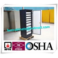 Shockproof Antimagnetic Safety Storage Cabinets Customized For Disc Protection Manufactures