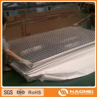 Best Quality Low Price aluminium chequer plate sheet 100% recyclable factory manufacturer Manufactures