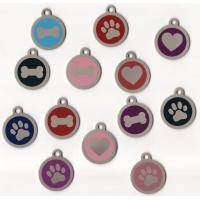metal dog tag,personalized necklace with dog tag Manufactures