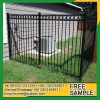 Fence factory Lot pictures iron fences Tampa wrought iron fencing Manufactures