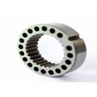 Plasma Flange Stainless Steel Machined Parts Drilled For Automotive Use Manufactures