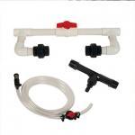Venturi Fertilizer Injector Economic drip tape Drip Irrigation Accessories supplier Manufactures