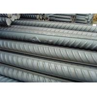 ASTM Building Iron Deformed Steel Bars Rods , Construction 8MM Steel Rebar Manufactures