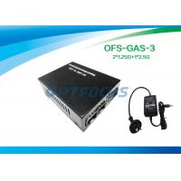 Buy cheap 2.5G Gigabit Fiber Media Converter from wholesalers