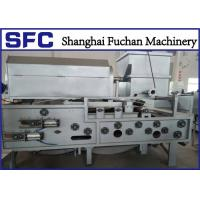 Sludge Belt Press Machine Sludge Dewatering Unit For Food Wastewater Treatment Manufactures