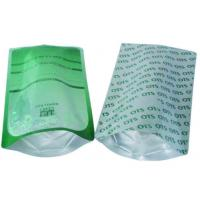 Durable Aluminum Foil Stand Up Pouch Bakery Plastic Bags Logo Printable Manufactures