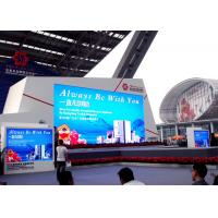 High Brightness Outdoor Fixed LED Display P4 With Unique Cabinet Design Manufactures