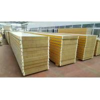 Insulated Roofing Sheets Metal Wall Panels For Workshop / Warehouse Manufactures