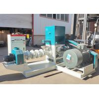 China Dry Type Fish Feed Pellet Making Machine on sale