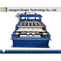 Corrugated Sheets Hydraulic Curving Machine With 1kw Servo Motor Manufactures