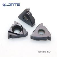 16ER 1.5ISO Standard Thread Cutting Inserts , Buttress Thread Inserts AT500 Grade Manufactures
