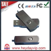 China OEM bulk 1GB 2GB 4GB metal swivel usb flash drive memory on sale