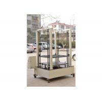 Automatic Compression Testing Machine Equipment For Boxes / Cartons Manufactures