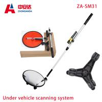 ZA-SM31 Vehicle Scanning SystemCar Inspection Acrylic Mirror  Flash Battery Manufactures