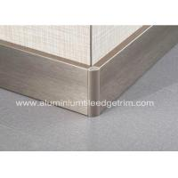 Titanium Gold Aluminium Skirting Boards Perth / Bunnings For Wall Edge Protection Manufactures