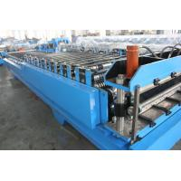 Corrugated Roll Forming Machine By Chain / Gear Manufactures
