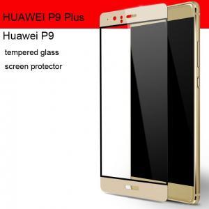 HUAWEI P9 Plus Huawei P9 P9P tempered glass screen protector 5.5 5.2inch anti fingerprint Manufactures