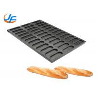 400*600 Commercial Aluminium Baking Tray Coating Hot Dog Bread Pan Cookie Baking Tray Manufactures