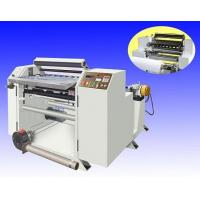 Quality Small Bobbin Roll Thermal Paper Roll Slitting&Rewinding Machine for sale