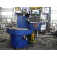 Single Column Vertical Turning Machine Metal Lathe Manufactures