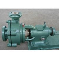 China 100KW UHB Centrifugal Sewage Pumps , Industrial Mud Pump With 3-1800m3/h Flow on sale