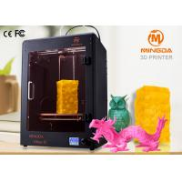Quality Single Extruder ABS Filament Commercial 3D Printer with CURA slicing for sale