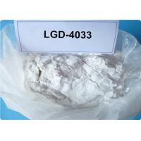 China 99% Purity Powerful Sarms Steroids LGD-4033 Powder For Muscle Building Supplements on sale