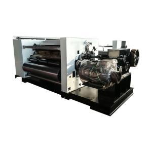 China Multi Cassette Positive Pressure Single Facer Corrugator Carton Making High Efficiency on sale