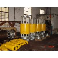 China Custom Industrial Heavy Duty Hydraulic Cylinders for Construction Work on sale