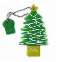 christmas tree usb flash disk China supplier Manufactures