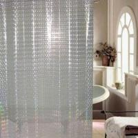 3-D EVA Shower Curtain Film, Eco-friendly, Waterproof, Lightweight and Easy to Clean Manufactures