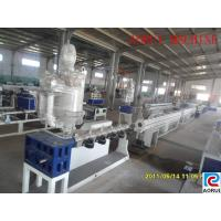 PVC Plastic Pipe Production Line For Drainage Pipe Extrusion Manufactures