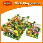 Plastic Indoor Playground (2044A) Manufactures