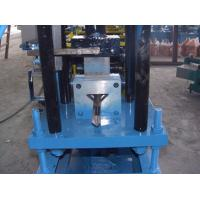China 6500 x 800 x1200mm Stud Forming Machine, Automatic Edge Trim Roll Forming Machines on sale
