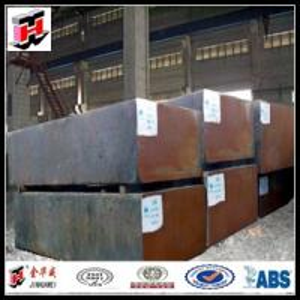 4340 Black Skin Alloy Steel Flat Bar Forging Manufactures