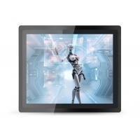 """IP65 front zero bezel 15"""" pcap touch panel PC with multi 10 touch points Manufactures"""