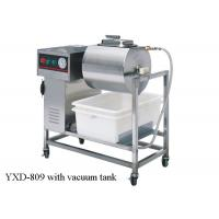 China 220V Food Preparation Equipments / Commercial Bloating Machine with Vacuum Tank on sale