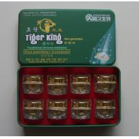 New bottle Tiger king herbal sex medicine male enhancement pills Manufactures