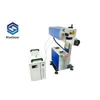 China 5W Separate UV Laser Marking and Engraving Machine For Hard and Brittle Material on sale