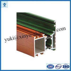 Aluminum price per ton for thermal break profile window and door Manufactures