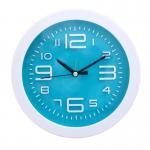 2015 Fashion decorative round shape alarm clock Manufactures