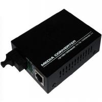 Automatic Compatible Fiber Optic Media Converter SC ST FC LC Connector Manufactures