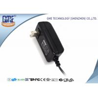 Black US PIN 24W Series Universal AC DC Power Adapter 5V 3.5A with Indicator Light Manufactures