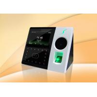 Buy cheap High Speed Palm / Facial Recognition Access Control System With WIFI / 3G from wholesalers