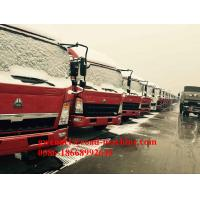 6480KG Total Weight 5CBM Chemical Liquid / Petroleum Transported Tank Truck Manufactures