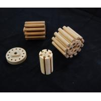 Porous Ceramic Tubes, Cordierite Ceramics Part For Microelectronics Industry Manufactures