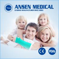 Ansen Waterproof X-Ray Radiolucent Fraction Fix Fiberglass Casting Tape Perfect Substitution of Plaster Bandage Manufactures