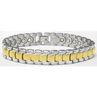 Fashion silver , mixed color or gold magnetic stainless steel bracelet  Manufactures